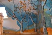 Treetops Mural