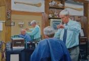 Barbering Sean Spring
