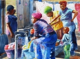 Laundry Day, Soweto